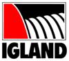 IGLAND Logo Acessórios